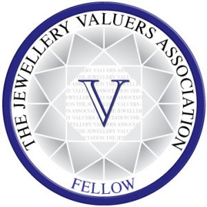Fellow of The Jewellery Valuers Association