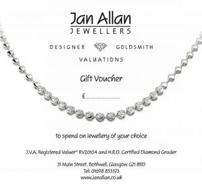 Jan Allan Gift Voucher